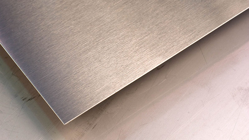 Stainless steel: AISI201, AISI304, AISI430